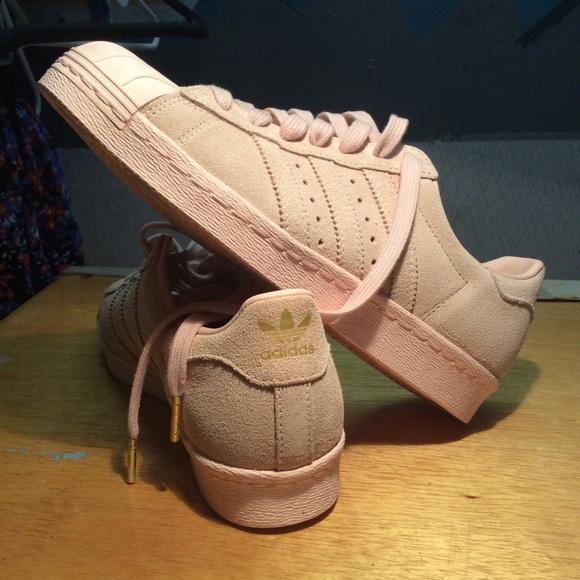 adidas Shoes | Rare All Leather | Poshmark